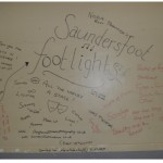 Footlights take a bow